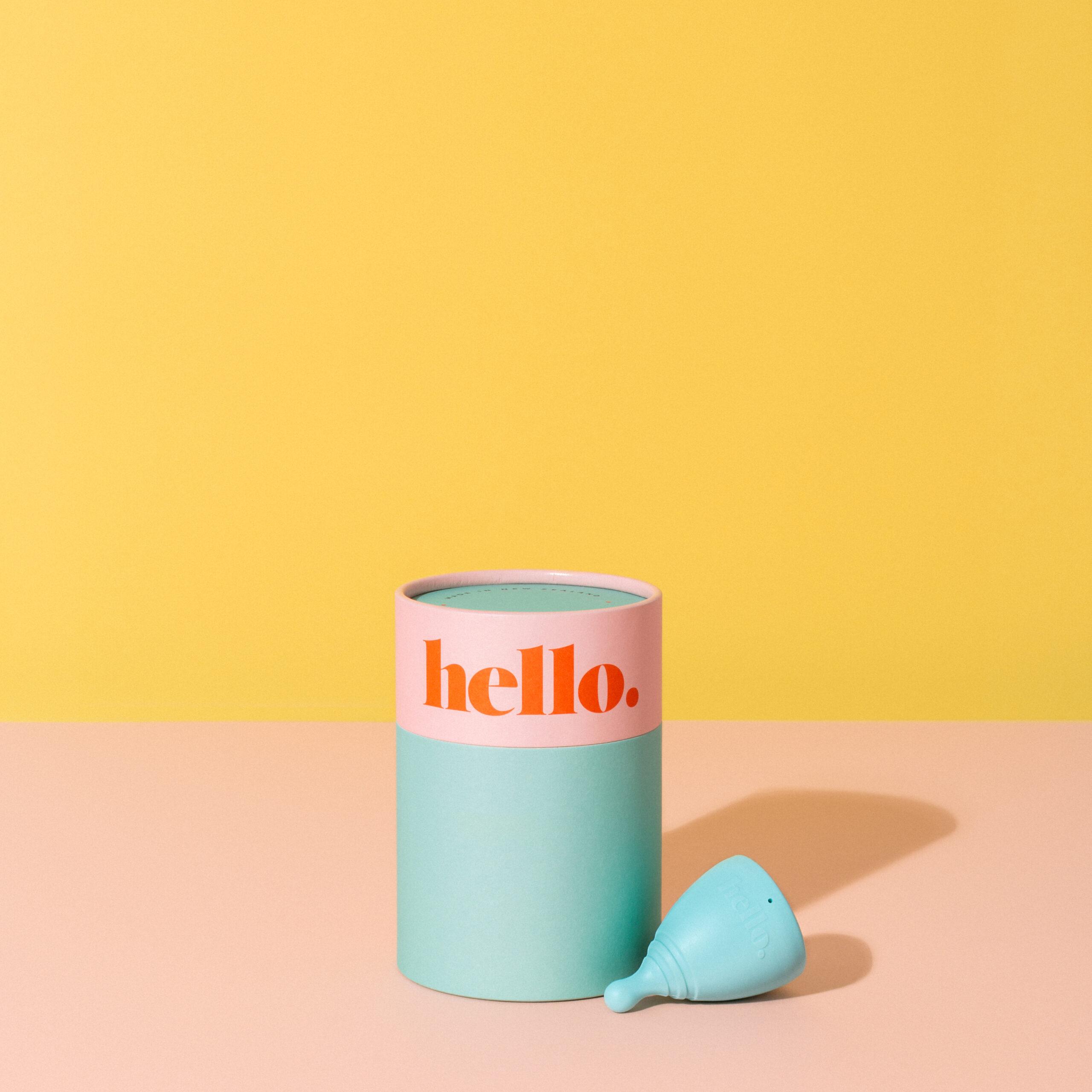 Hello Cup S/M miniaturka 1