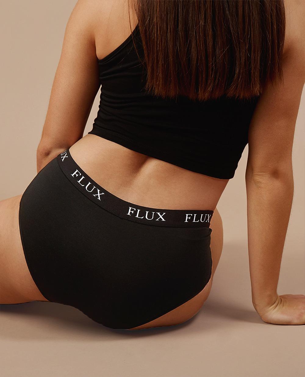 FLUX Classics ™ Boyshort <br>- obfity okres</br> miniaturka 3