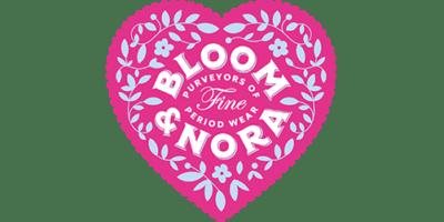 Bloom&Nora logo