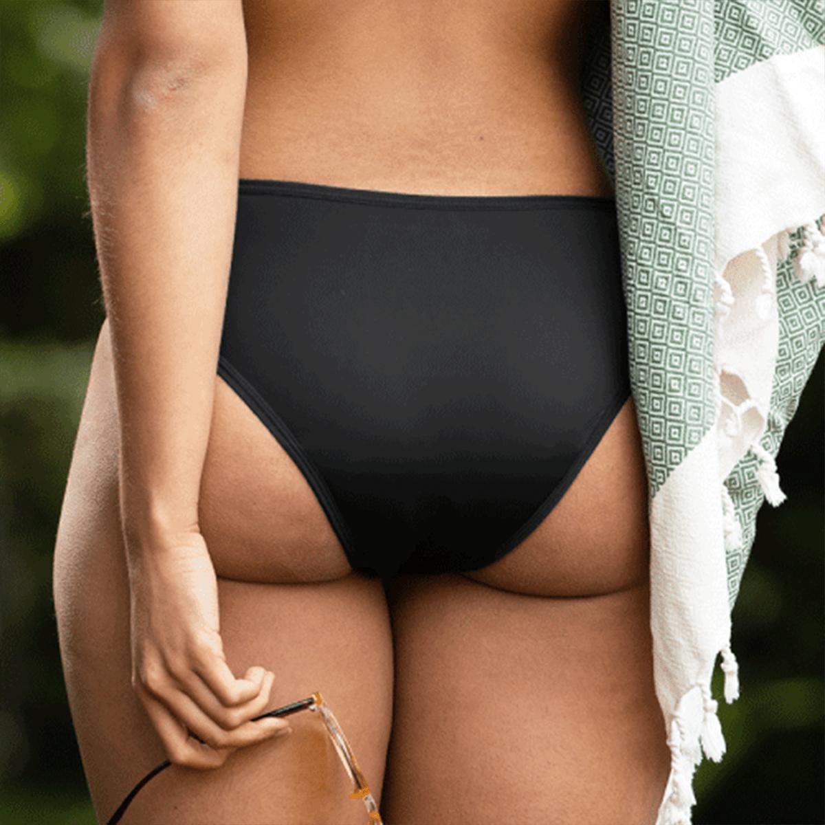 WUKA Swim Bikini Brief <br>- lekki okres</br> miniaturka 2